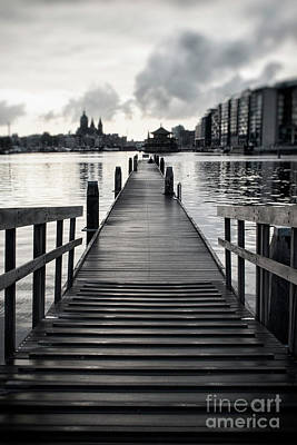 Photograph - Sitting On The Dock Of The Bay by Ana Mireles