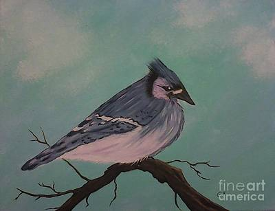 Painting - Sitting Pretty by Ginny Youngblood