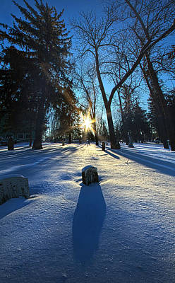 Photograph - Six Below by Phil Koch