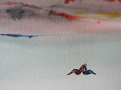 Six Seasons Dance Six Art Print