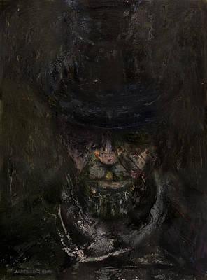 Inaugural Painting - Sixteen  by Antonio Ortiz