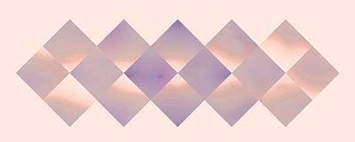 Digital Art - Sixteen Box Pastel-1 by Doug Morgan