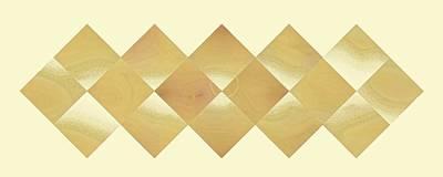 Digital Art - Sixteen Box Wheat Pastel-4 by Doug Morgan