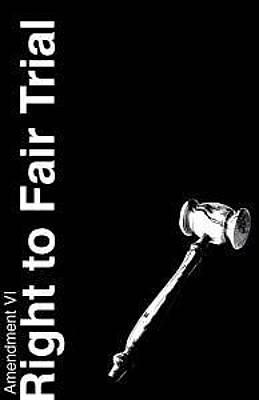 Digital Art - Sixth Amendment by Tony Zupancic