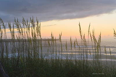Photograph - Sixth Of July Sunrise by Barbara Ann Bell