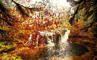Painting - Sixth Symphony by Mario Carini