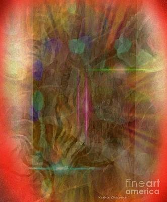 Digital Art - Sizzle by Kathie Chicoine