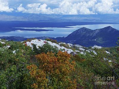 Photograph - Skada Lake  by Phil Banks