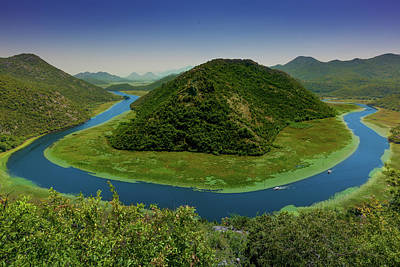 Photograph - Skadar National Park Montenegro by Clifford Toy