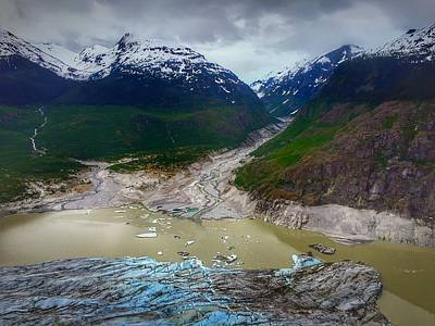 Photograph - Skagway Alaska by Anne Sands