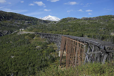 Photograph - Skagway Wpyrr by Richard J Cassato