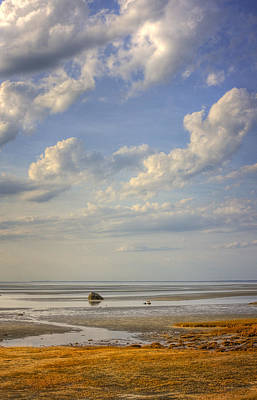 Photograph - Skaket Beach Cape Cod by Mikael Carstanjen