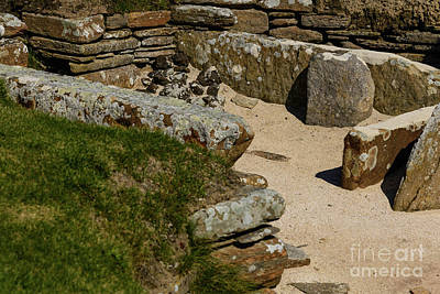 Photograph - Skara Brae #4 by Elvis Vaughn