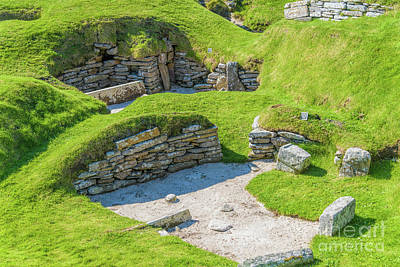 Photograph - Skara Brae by Elvis Vaughn