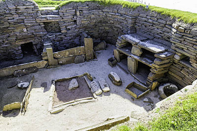 Photograph - Skara Brae by Fran Gallogly