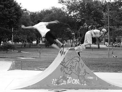 Photograph - Skate Ballet by Beto Machado