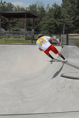 Grip Tape Photograph - Skateboarding 26 by Joyce StJames