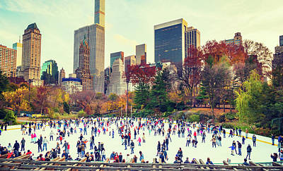 Photograph - New York Central Park by Alexander Image