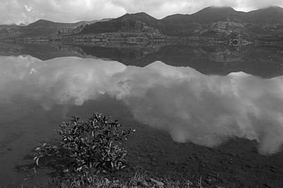 Spot Of Tea Royalty Free Images - SKC 3981 Natures Mirror. Royalty-Free Image by Sunil Kapadia