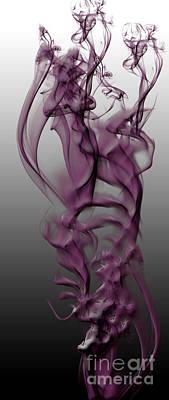 Digital Art - Skeletal Flow by Clayton Bruster