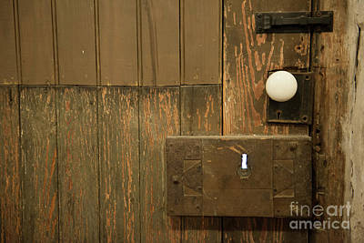 Photograph - Skeleton Key Hole by Dale Powell
