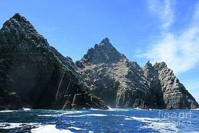 Photograph - Skellig Islands 2 by Crystal Rosene
