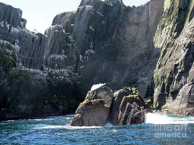 Photograph - Skellig Islands 3 by Crystal Rosene