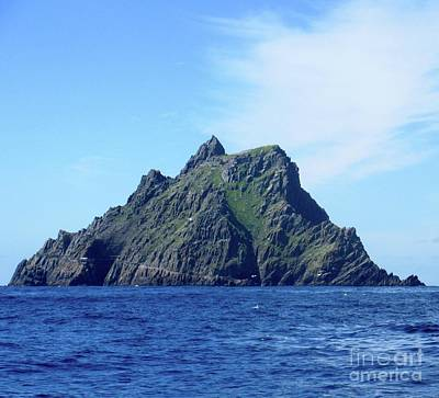 Skellig Islands 8 Art Print