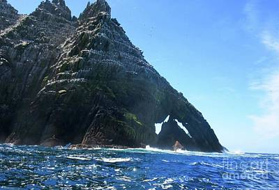 Photograph - Skellig Islands by Crystal Rosene