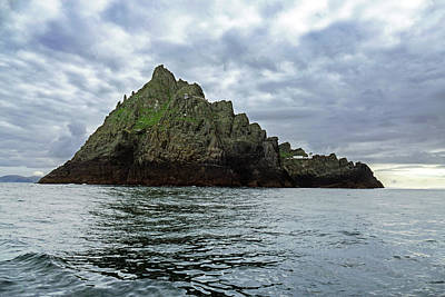 Photograph - Skellig Michael by Bill Jordan