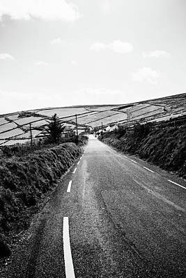 Photograph - Skellig Ring Road Ireland by Scott Pellegrin