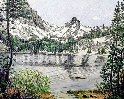 Painting - Skelton Lake by Kevin Daly