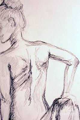 Sketch Class 2 Art Print