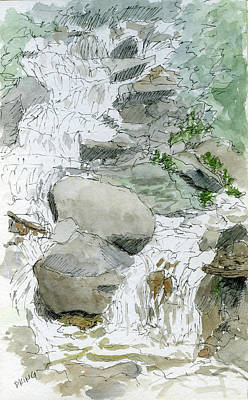 Sculpture - Sketchbook 035 by David King