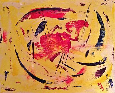 Jazz Painting - Sketches Of Spain by Nick Young