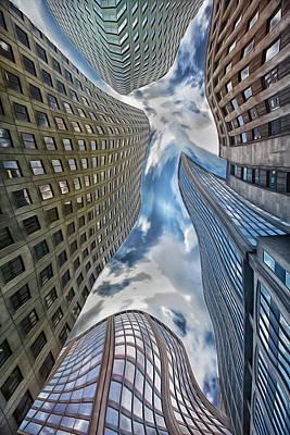 Photograph - Skewed Reality by Elvira Pinkhas