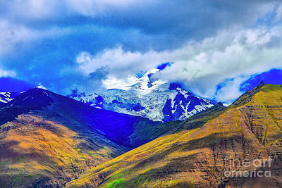 Photograph - Ski Mountain by Rick Bragan