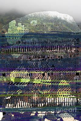 Skidda Print by Andy  Mercer