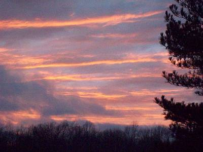 Photograph - Skies 1211 by Robin Coaker