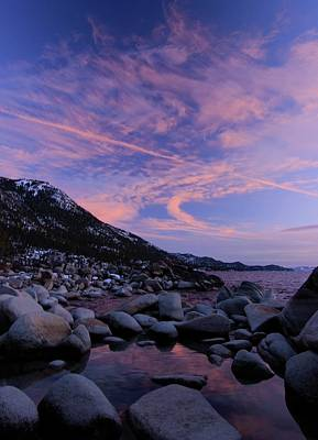 Photograph - Skies Of Good Fortune by Sean Sarsfield