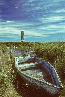 Photograph - Skiff At Westend Pond by Paul and Janice Russell