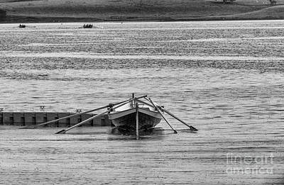 Photograph - Skiffi In The Rain by Jim Orr