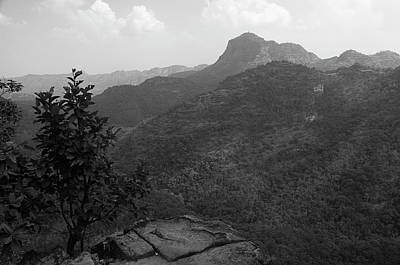 Photograph - Skn 4422 The Afternoon Landsape by Sunil Kapadia
