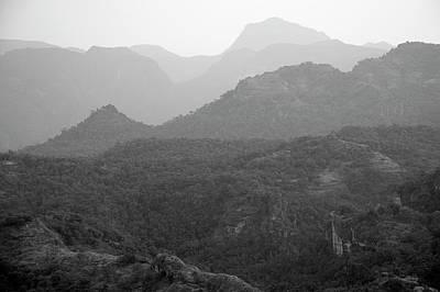 Photograph - Skn 4443 The Rolling Landscape by Sunil Kapadia