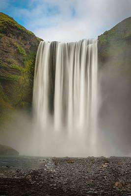 Skogafoss Falls Iceland Original