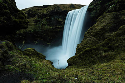 Photograph - Skogafoss by Scott Cunningham
