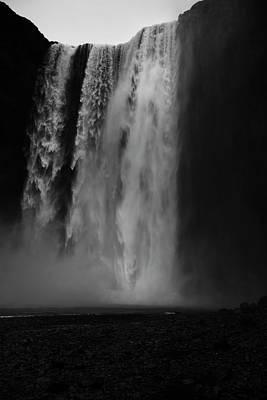 Photograph - Skogarfoss by Angela King-Jones