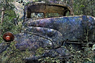 Photograph - Skookum Truck # 3 by Ed Hall