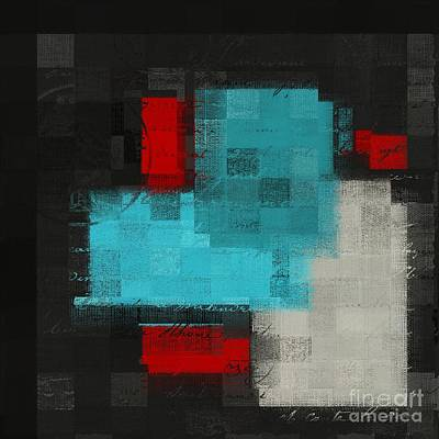 Digital Art - Skouarios 02atx - J036033097 by Variance Collections