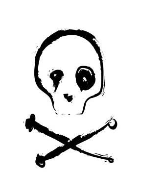 Skull And Bones #2 Original